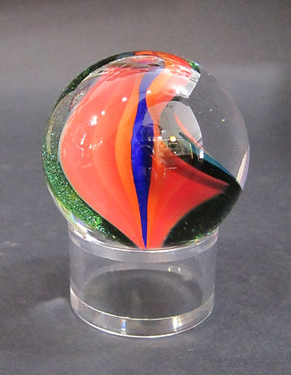"""Fritz 2"""" Glass Marble"""