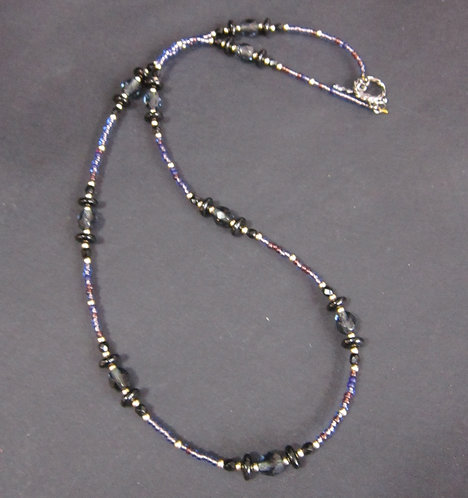 Galloway Beaded Necklace - Miss Constance