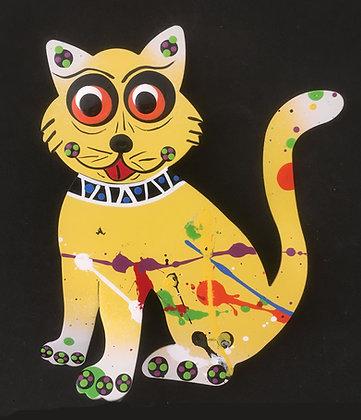 Graham Metal Art - Cat Magnets