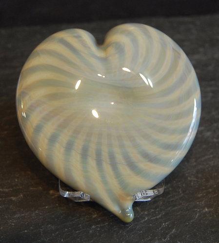 Price Calcedonio Glass Hearts