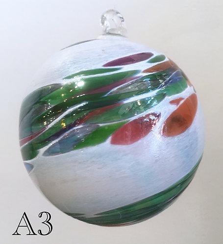 Little River Helix Ornament