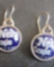 Beamer earrings