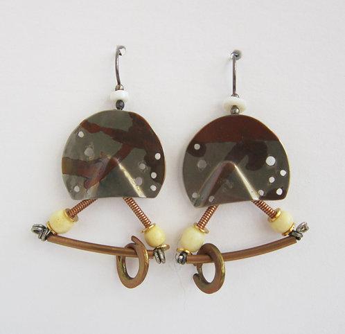 Philip Crooks Earrings