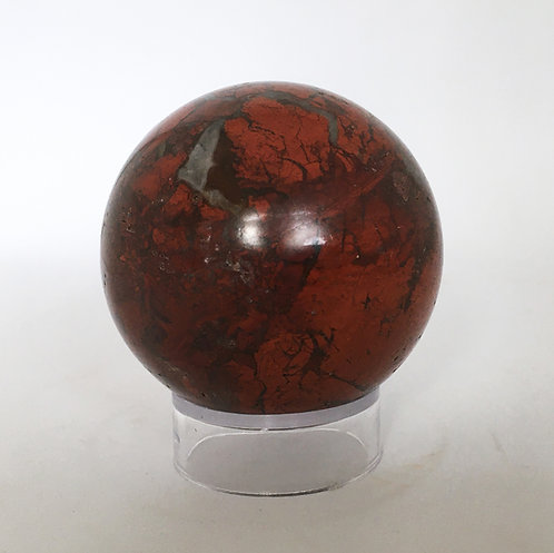 Red Jasper Orb