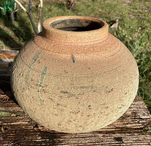 Purcell's Cove Pottery Lunar Vase