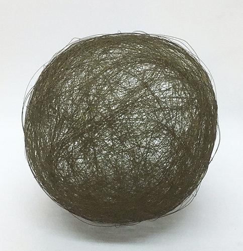 Cindy Luna Brass Wire Balls