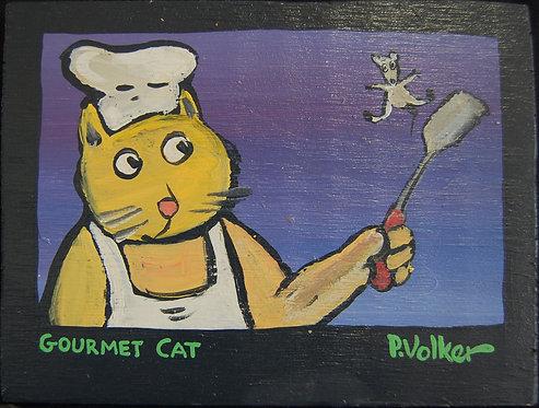 Paul Volker Gourmet Cat
