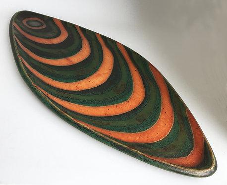 Peter Karner Oval Platter
