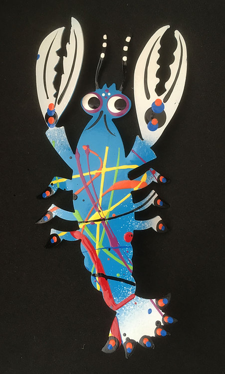 Graham Metal Art - Lobster Magnets