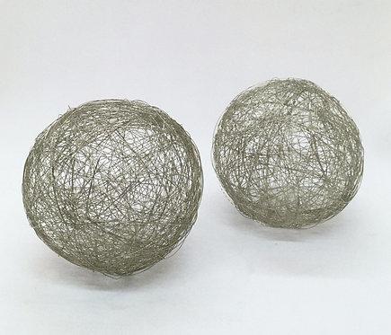 Cindy Luna Steel Wire Ornament