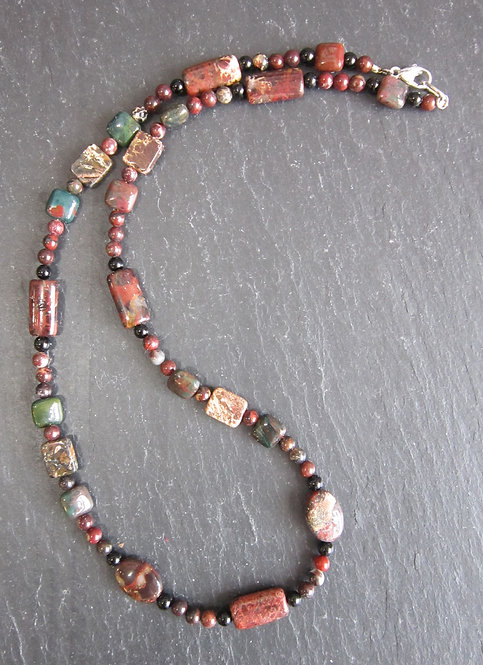 Galloway Beaded Necklace - Lady Helene