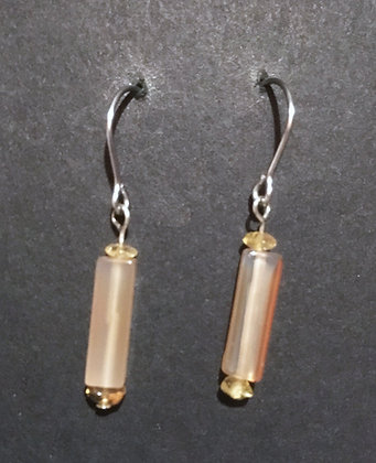 Galloway Citrine Earrings