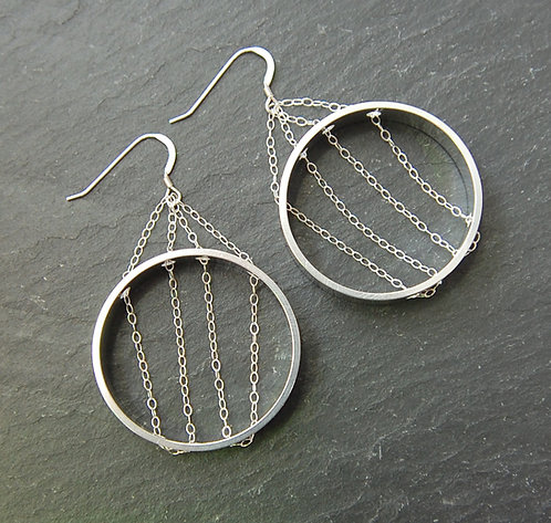 Criffin Designs Miss Conduct Earrings