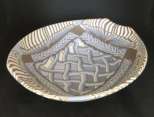 Siegele and Haley Porcelain Bowl