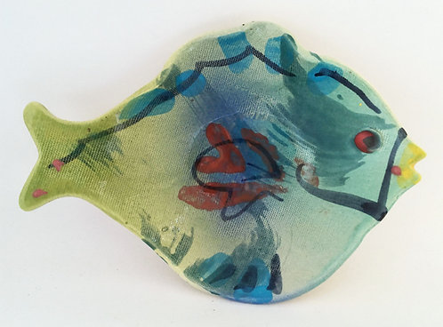 Jim Rice Soup Fish Bowl