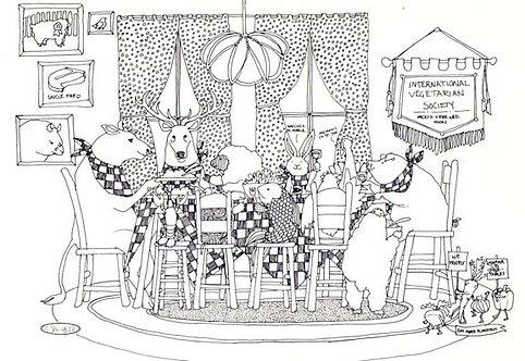 Susan Sturgill Vegetarian Banquet