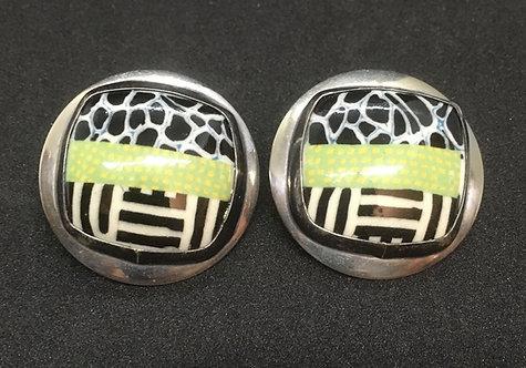 Jewelry 10 Porcelain Earrings