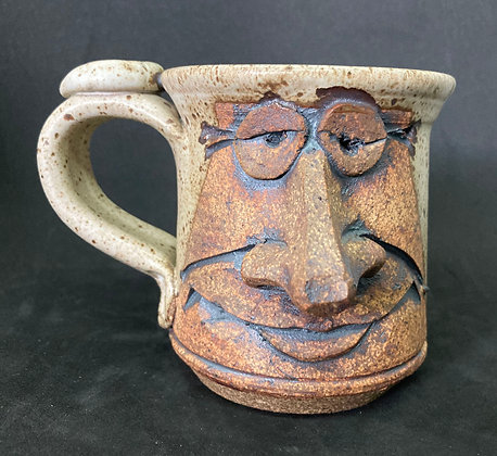 The Potters Face Mugs