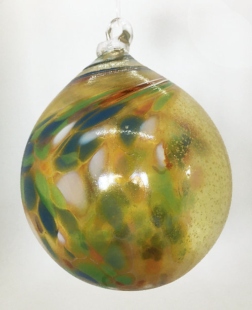 Eby Glass Large Ornament