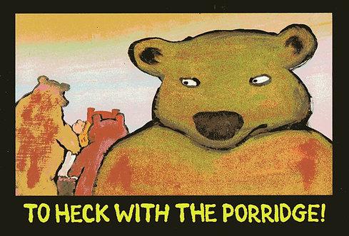Paul Volker Small Art Reproductions - The Bears