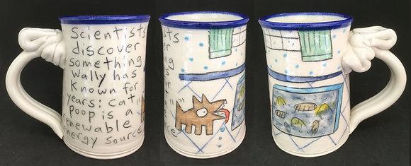 Wallyware Mugs - Renewable Energy Source