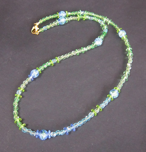 Galloway Beaded Necklace - Miss Clancy