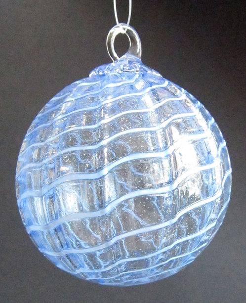 Glass Eye Studio Glow-in-the-Dark Ornament