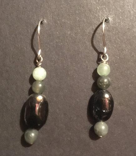 Galloway Tourmaline Earrings