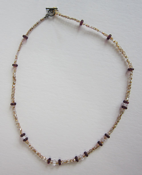 Galloway Beaded Necklace - Lady Priscilla