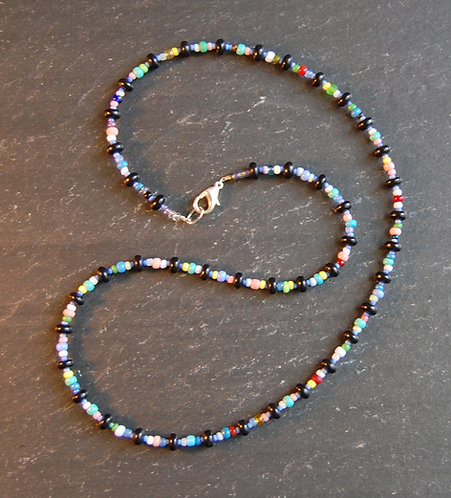 Galloway Beaded Necklace - Tonks