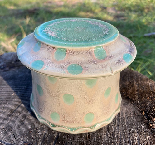 Amelia Stamps Butter Keeper