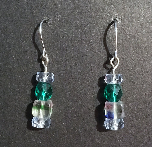 Galloway Glass Earrings