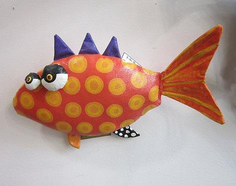 Jodie Flowers Fantasy Fish