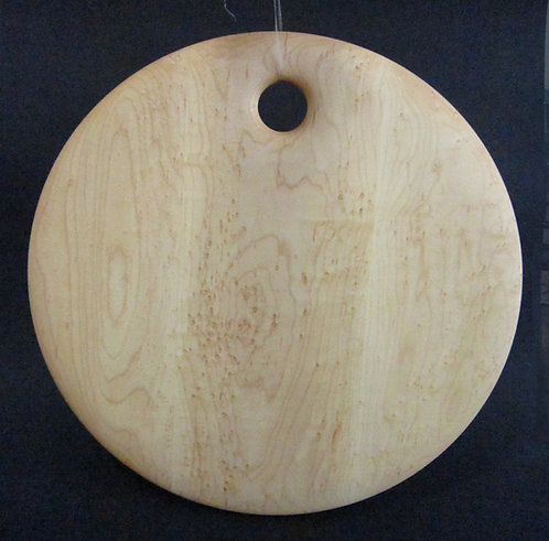 Wohl Bird's Eye Maple Cutting Board #14