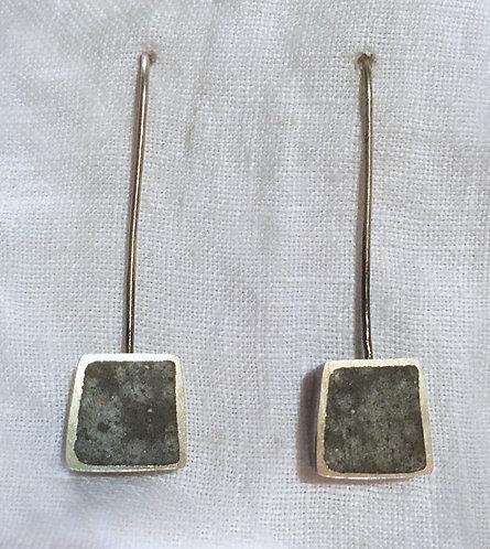 Smersh Design Sterling Silver Earrings