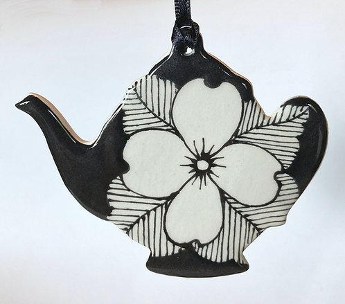 Bach Studio Teapot Ornaments
