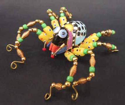 Jewelry 10 Spider Pin