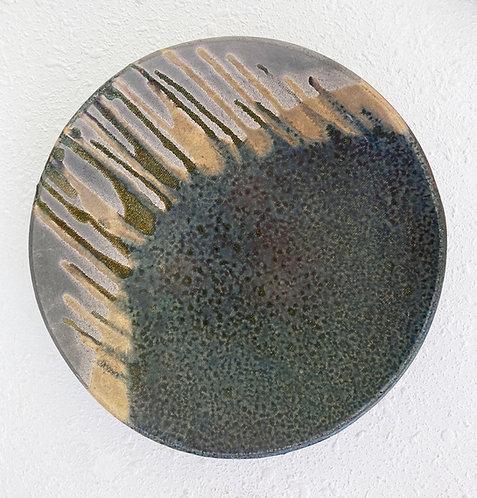 Clay Cellar Raku Plate