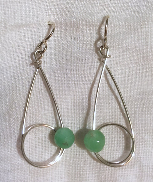 Sue Rosengard Dangle Earrings