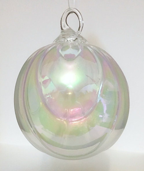 Glass Eye Studio Drape Ornament
