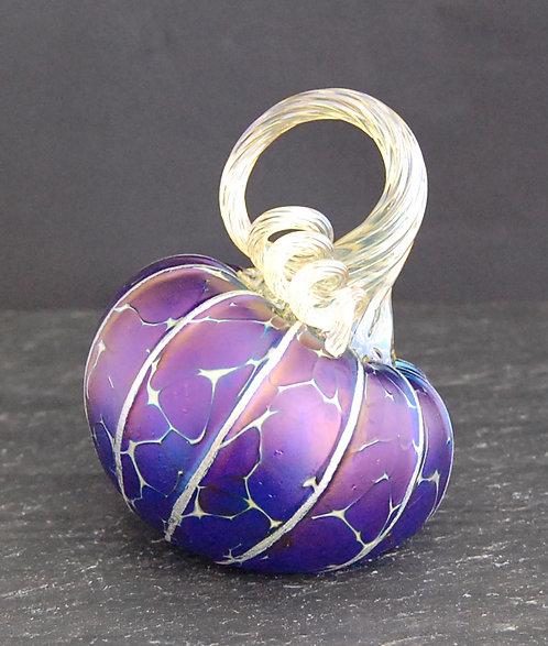 The Furnace Glass Tilt Pumpkins