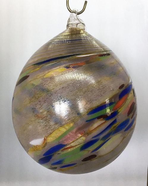 Eby Glass Garden Globe