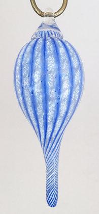 Boyce Art Glass Stemmed Ornament