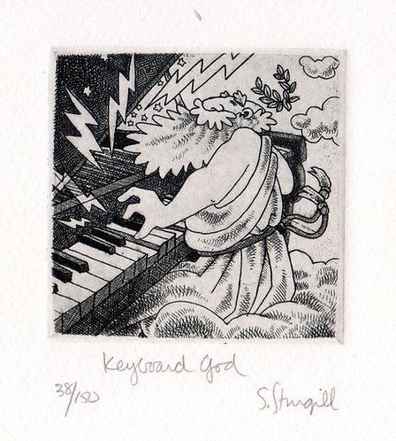 Susan Sturgill - Keyboard God