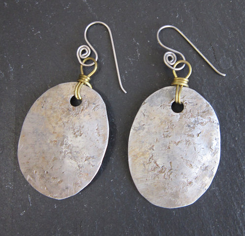 Currents Recycled Aluminum Earrings