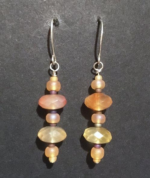 Galloway Carnelian Earrings