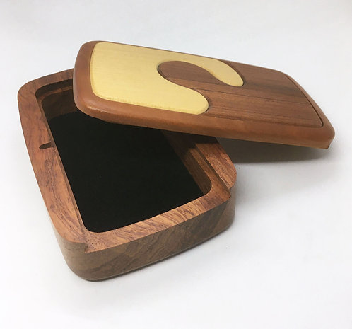 Heartwood See Saw Puzzle Box