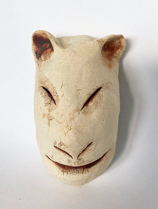 Terra Cottage Animal Squint Wall Mask