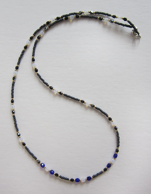 Galloway Beaded Necklace - Lady Estelle