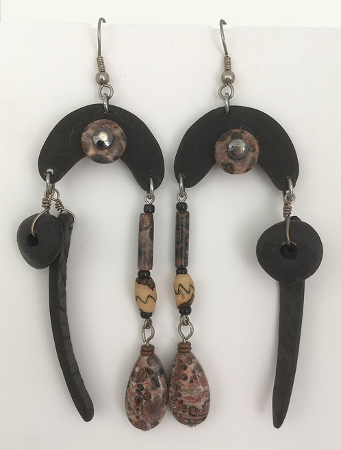 Corbett Jasper Dangle Earrings